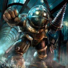 Practomime in the school of <i>BioShock</i>