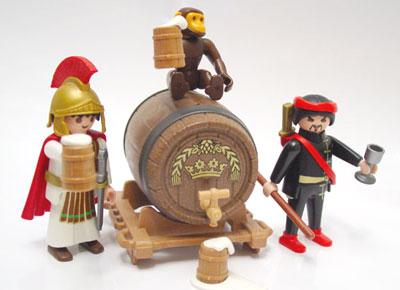 Playmobil Keg