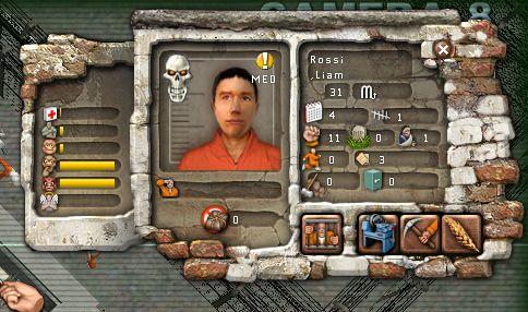 Prison Tycoon Prisoner Data