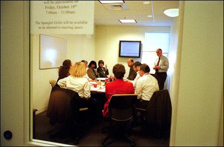Crisis Management Team Structure