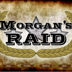 The Future of the Civil War through Gaming: Morgan's Raid Video Game