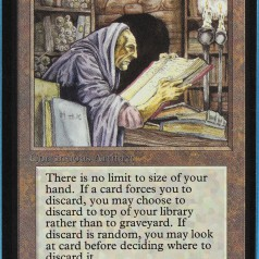 Librarians, Archivists and Curators According to Magic the Gathering