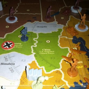 Axis and Allies China