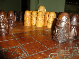 A Game of Hnefatafl