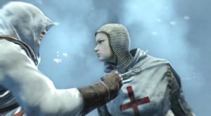 Altaïr confronting Maria