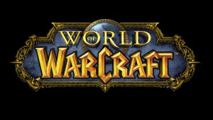 Logo for the World of Warcraft