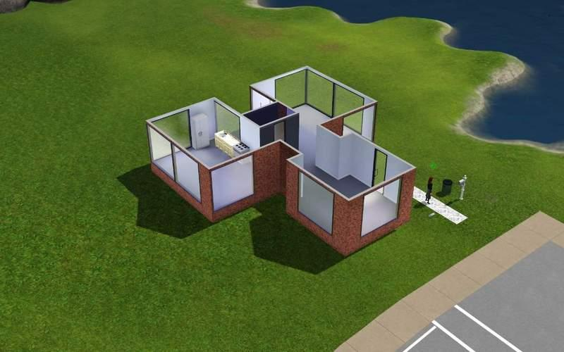 The Sims 3: Build it, and they will come.
