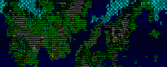 Dwarf NORAD:  A Glimpse of Counterfactual Computing History