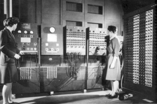 The ENIAC, like other early modern computers, was designed primarily for task like computing ballistics tables.