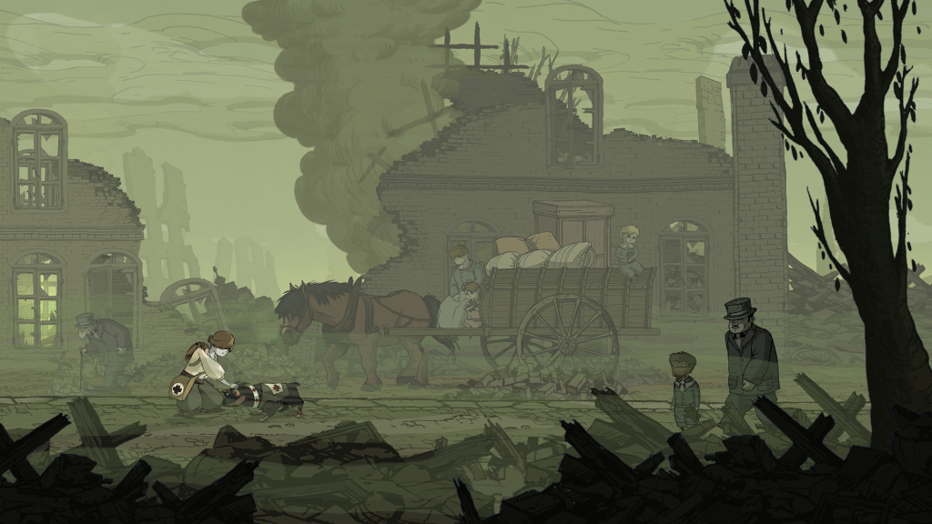 valiant hearts two
