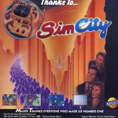 Seeing Through SimCity: Seeing Cities as Spreadsheets