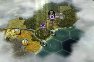 'What if' I build my city here? Civilization V