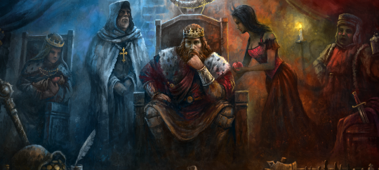 Although ethical choices in Crusader Kings often appear simple, they are actually quite complex.