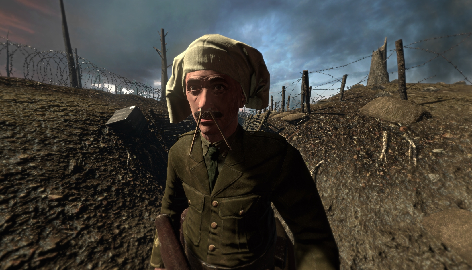 in the trenches verdun developer interview part 1 play
