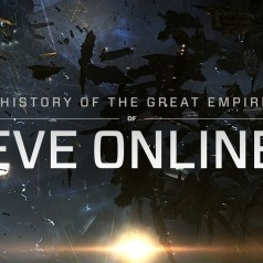 Writing the History of the Universe Inside EVE Online:  An interview with Andrew Groen