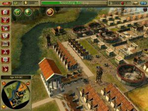 Civ City Rome