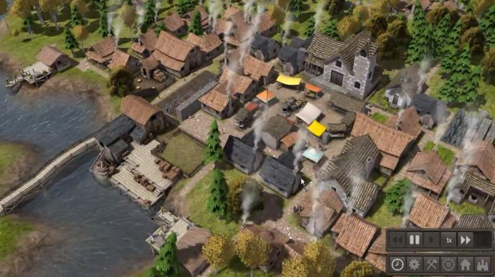 Banished: It Takes a Village to Raise a Surplus | Play The Past