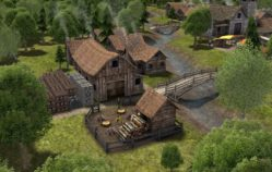 Banished: It Takes a Village to Raise a Surplus
