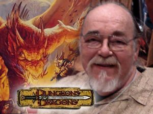 Gary Gygax, co-creator of Dungeons & Dragons