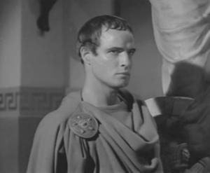 Marlon Brando Julius Caesar