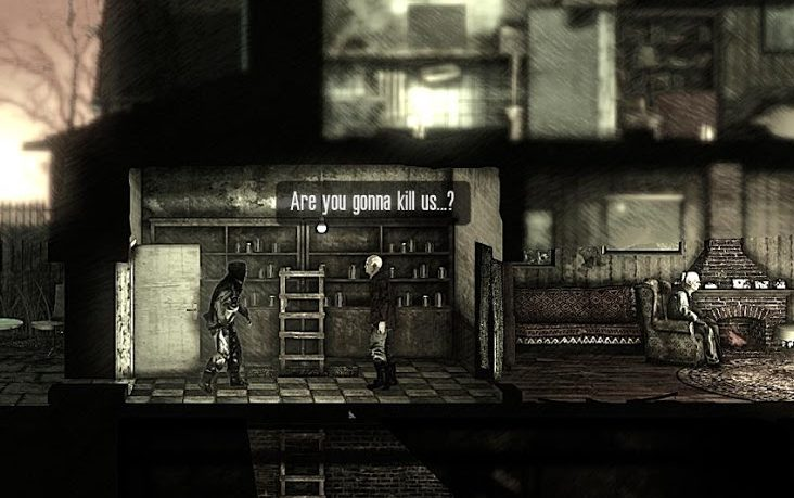 This War of Mine: Human Survival and the Ethics of Care   Play The Past